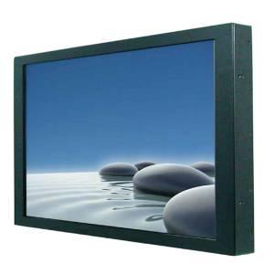 """W24L100-CHA2HB Промышленный 24"""" (16:9) TFT LCD монитор, 1920x1080, 1000нит, без сенсорного экрана, металлическая передняя панель, VGA+HDMI, с блоком питания 100-240В AC, вход питания 12В DC"""