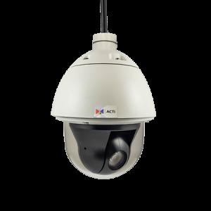 I96 2 МП уличная скоростная купольная IP-камера, мотор. трансфокатор f4.3-129мм/F1.6-5.0, 30х оптич. зум, DC- диафрагма, H.264, 1080p/30кадр/сек, день/ночь, SLLS, WDR, 2D+3D DNR, Аудио, Micro SDHC/SDXC, High PoE/AC24В, IP66,