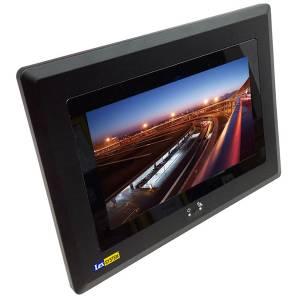 """Super Touch Monitor 7 7"""" TFT LCD LED дисплей, 1024x600, 500 нит, контраст 800:1, резистивный сенсорный экран (USB), VGA, DVI, питание 9...36В DC, защита IP65 по передней панели"""