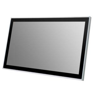 """TPM-3221P-A3 21.5"""" промышленный LCD монитор, 1920 x 1080, 16:9, 250 cd/m2, IP54 по передней панели, проекционно-емкостный сенсорный экран (USB), 1xVGA, 1xDP, 1xHDMI, 12..24V DC-In"""