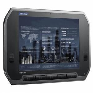 """TREK-306D-H2A0E Монитор для транспорта с 10.4"""" TFT LCD c IP55 по всему корпусу (с крышкой), 1024x768, резистивный сенсорный экран, Smart Display port, 1xUSB 2.0, питание 12В DC"""