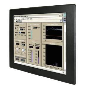 "R19L300-IPA2WT/PAT 19"" TFT LCD монитор, разрешение 1280x1024, вход VGA, монтаж по стандарту VESA, алюминиевый корпус с защитой IP65, резистивный сенсорный экран (USB)"