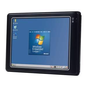 "LCD-AM057-RS-SET 5.7"" TFT LCD дисплей с LCD кабелем,сенсорный экран и RS-232 контроллер сенсорного экрана"