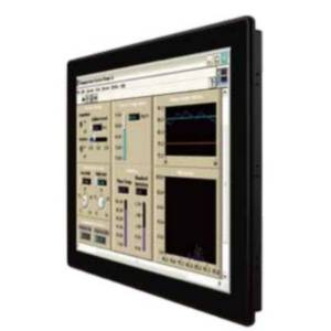 "R17L1WS-MHM1HB 17"" TFT LCD промышленный монитор, входы VGA, DVI, HDMI, 12В DC-in, адаптер питания 50Вт, IP66 по передней панели"