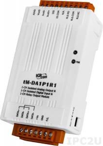 tM-DA1P1R1 от ICP DAS