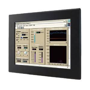 """R12L600-PPM2HB 12.1"""" TFT LCD промышленный монитор, входы VGA, HDMI, 1024x768, 1000 nits, емкостный сенсор, 12В DC-in, адаптер питания 50Вт, IP65 по передней панели"""