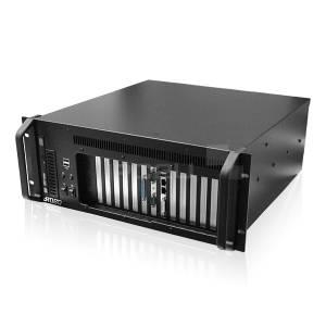 "iROBO-2000-43i4F Промышленный компьютер iROBO 4U/19""/Intel Pentium G2020 2.9ГГц/2x2Гб DDR3/1000Гб SATA/DVD-RW/2xГб LAN/8xPCI, 3xPCIEx1, 1xPCIEx16/400Вт ATX"