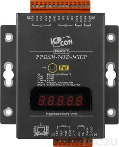 PPDSM-743D-MTCP от ICP DAS
