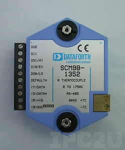 SCM9B-2222 от Dataforth Corporation