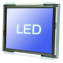 """OPD-1126-03 Бескорпусной TFT LCD монитор, 12,1"""", 800x600, яркость 400нит, VGA, питание12В DC, адаптер питания, 0-50С"""