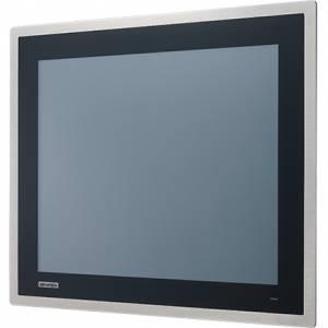 """FPM-815S-R6AE Промышленный 15"""" TFT LCD LED монитор, 1024x768, яркость 500 нит, резистивный сенсорный экран (USB), VGA, DP, 24 VDC-in, передняя панель из нержавеющей стали"""