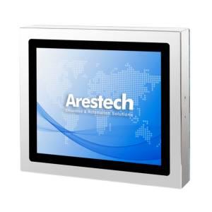 """TPM-3619P-B6A1 Промышленный LCD монитор 19"""" 4:3 (1280 x 1024), 350нит, нерж.сталь 316, IP66/69K со всех сторон, пр.-емкостный сенсорный экран, 1x VGA M12, 1x USB M12, HDMI (IP67 connector), 12..24VDC M12, -20..60C"""