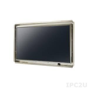 """IDS-3118WP-30HDA1E 18.5"""" HD LCD 1366x768 бескорпусной монитор, 300 нит, емкостный сенсорный экран, VGA, DVI, HDMI, питание 12В DC"""