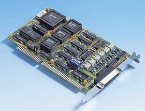 PCL-833-BE Плата ввода-вывода ISA, 2DI, 3 канала энкодера, счетчика