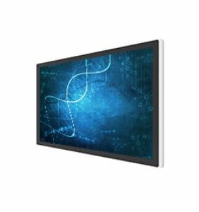 """W32L100-PTA1 Промышленный монитор с 32"""" 4K UHD LCD, 3840x2160, 350 нит, пр.-емкостный тачскрин , VGA, DVI, DP, HDMI, SDI, Датчик освещенностиr, пульт, кнопки управления, адаптер питания AC DC 100-240В, IP65 по передней панели"""