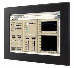 "S17L500-PMM1/GIT/U 17"" TFT LCD 1280x1024, Монитор для монтажа в панель, сенсорный экран на ПАВ, 1 x VGA (D-sub 15), 1 x HDMI (Type-A), питание 12В DC, с адаптером питания 100-240В AC-DC"