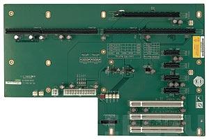 PE-9S Объединительная плата PICMG 1.3 9 слотов с 1xPICMG, 1xPCI-Express x16, 4xPCI-Express x1, 3xPCI слотами