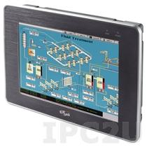 """TP-7170 17"""" TFT LCD монитор с резистивным сенсорным экраном (интерфейс RS-232 и USB), 1280 x 1024, VGA, IP65, пластиковый корпус, адаптер питания,температурный диапазон -20...+70 С"""