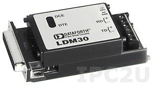 LDM30-S Удлинитель интерфейса RS-232, макс. 56 кбит/с, макс. 19,3 км
