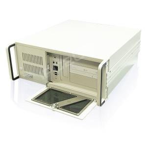 "iROBO-2000-40B5E Промышленный компьютер 4U/19""/Q77/Intel Pentium G2020 2,9GHz/4Гб DDR3/1000Гб HDD/DVD-RW/2xDP,DVI-I/2xGb LAN/12xUSB/1xCOM(до 4-х)/2xPS2/3xPCI/1xPCIex16/1xPCIe x4/2xPCIex1/Аудио/400Вт ATX"