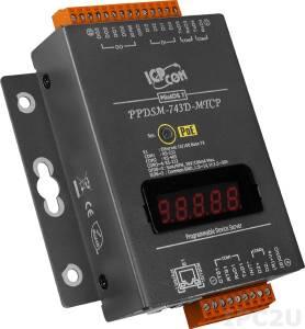 PPDSM-743D-MTCP - ICP DAS