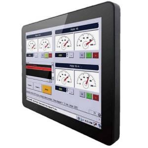 """R10L100-GCT2-C 10.4"""" LED LCD монитор IP65, разрешение 1024х768, яркость 350 нит, контрастность 1200, емкостный сенсорный экран (USB интерфейс), питание USB Type-C 5В, без внешнего кабеля USB Type-C"""
