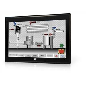 """DM-F22A/PC Промышленный 21.5"""" LCD монитор, разрешение 1920x1080 FHD, яркость 250кд/м2, емкостный сенсорный экран, алюминиевая передняя панель IP65, 1xVGA, 1xDP, 1xHDMI, 1xUSB 2.0, 1x-RS-232, питание 9-36В DC"""