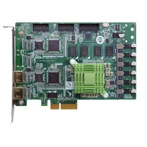 HSRC-301E Плата аудио/видеозахвата без сжатия, интерфейс PCI Express, вход 1x HDMI, выход 1xHDMI, разрешение 4k@30p, 1920x1080@60p, RoHS
