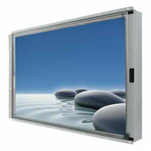 "W24L100-OFA2HB 23.8"" TFT LCD промышленный монитор,1920x1080, 1000 нит, VGA+HDMI, адаптер питания AC DC"
