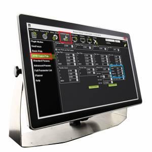 """R19L100-SPM169-P Промышленный стальной 19"""" LCD монитор с IP69 по всему корпусу с кабельным вводом, 1280x1024, передняя панель из нержавеющей стали, VGA, проекционно-емкостный сенс. экран (USB), с блоком питания 12В DC 100-240В AC, питание 9-36 Вольт DC"""