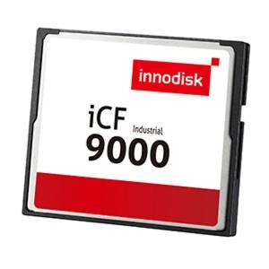 DC1M-64GD71AC1QB Накопитель 64Гб CompactFlash, серия iCF 9000, SLC, чтение/запись 110/100 Мб (Макс), температурный диапазон 0..+70 C