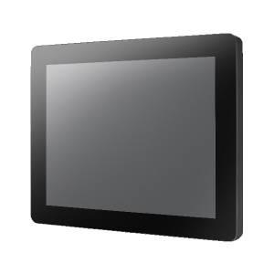 """IDP31-104-P40DVB1E 10.4"""" LCD 800 x 600 промышленный монитор ProFlat, IP54 по передней панели, 400нит, VGA, DVI, вход питания 12В DC, проекционно-емкостный сенсорный экран (USB)"""