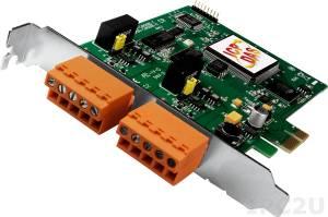 PEX-CAN200i-T - ICP DAS