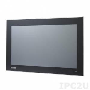 """FPM-7211W-P3AE Промышленный 21,5"""" Full HD TFT LCD LED монитор, 1980x1080, яркость 300 нит, емкостный сенсорный экран (RS-232 & USB), VGA, DVI-D, питание DC 24В"""
