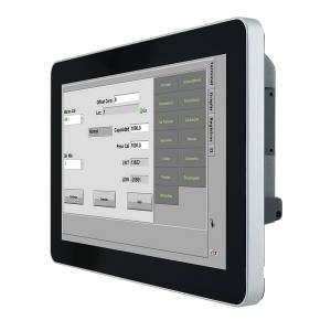 """W10L100-GSH2-C 10.1"""" LED LCD монитор IP65, разрешение 1280х800, яркость 350 нит, контрастность 800, емкостный сенсорный экран (USB интерфейс), вход только USB, питание USB Type-C 5 V"""