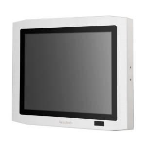 """TPM-3619PH-B6A1 Промышленный LCD монитор 19"""" 4:3 (1280 x 1024), 350нит, нерж.сталь 316, IP66/69K со всех сторон, проекционно-емкостный сенсорный экран, 1x Wireless HDMI, 1x VGA M12, 1x USB M12, HDMI (IP67 connector), 12..24VDC M12, -20..60C"""