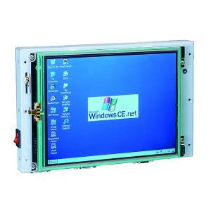 """LCD-AU084-V3-SET 8.4"""" TFT LCD панель (яркость 150нит) с сенсорным экраном,разрешение 800x600 SVGA, LVDS адаптером, кабелем LCD, с инвертером"""