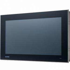 """FPM-221W-P4AE Промышленный 21.5"""" TFT LCD LED монитор, 1920x1080, яркость 250 нит, проекционно-емкостный сенсорный экран (USB), HDMI, адаптeр питания 100-240В AC DC 60Вт, IP66 по передней панели"""