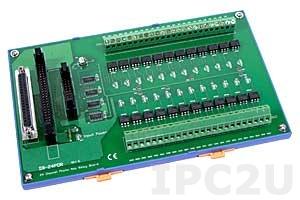 DB-24POR/D/DIN от ICP DAS