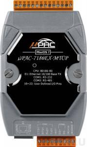 uPAC-7186EX-MTCP - ICP DAS