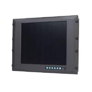 """FPM-3171G-R3BE Промышленный 17"""" TFT LCD LED монитор, 1280x1024, яркость 350 нит, резистивный сенсорный экран (RS-232 & USB), VGA, DVI-D, адаптeр питания 100-240В AC DC 57Вт"""